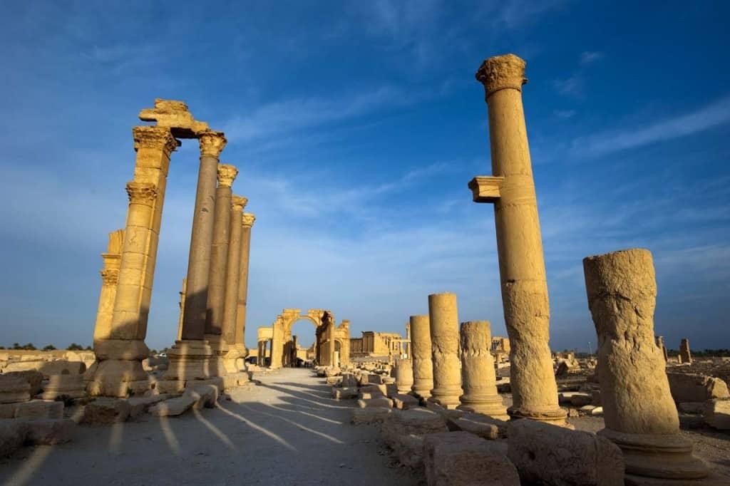 Palmira, Síria