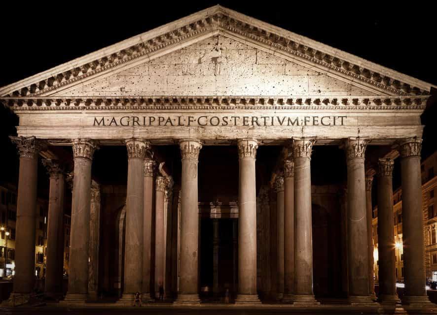 Kaj videti v Rimu: Pantheon