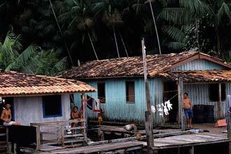 Hverfi Belém, höfuðborg Pará