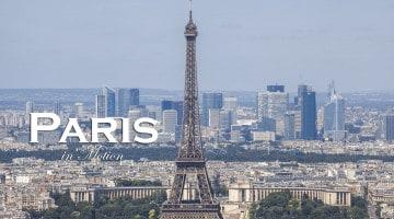Paris em movimento