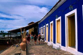 Parnaíba, estado do Piauí, Brasil