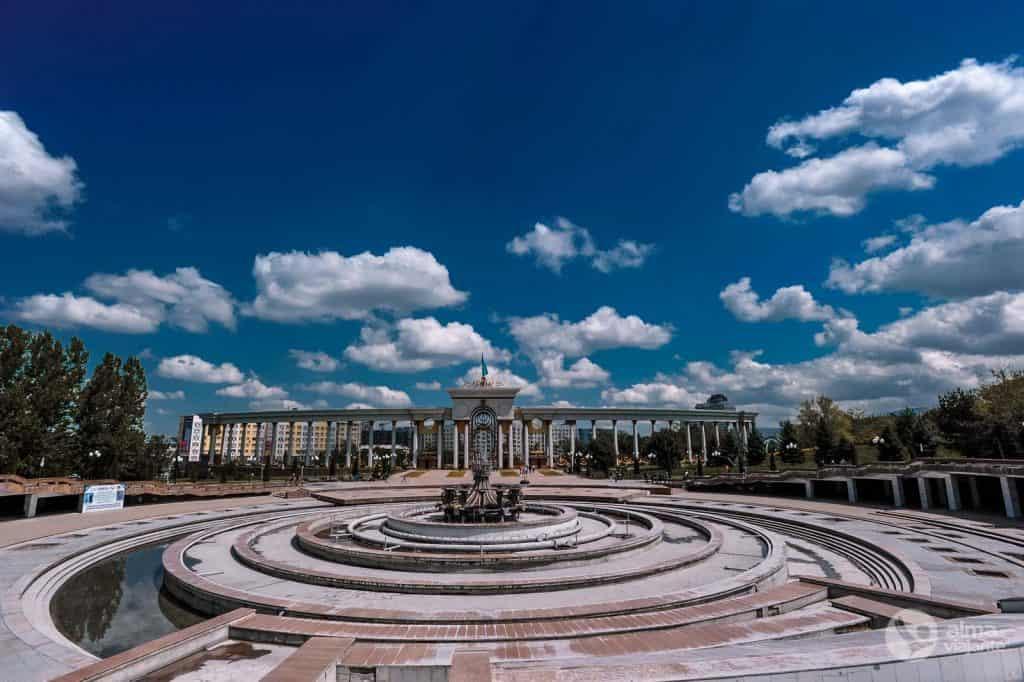 阿拉木图景点:第一任总统公园