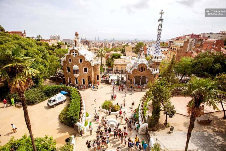 O que ver em Barcelona: Parque Güell
