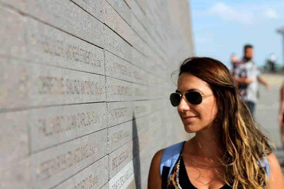 Čo robiť v meste Buenos Aires: navštívte Parque de la Memoria