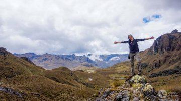 Dzīvesvieta Cuenca: Cajas National Park, Ekvadora