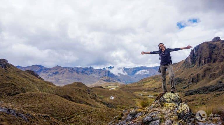 Viver em Cuenca: Parque Nacional Cajas, Equador