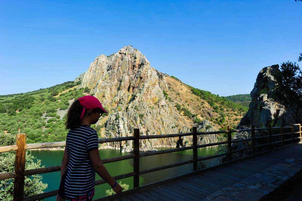 Salto del Gitano, Monfrague