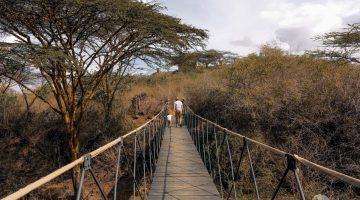 Nairobi por quem lá vive: Donzília Batista