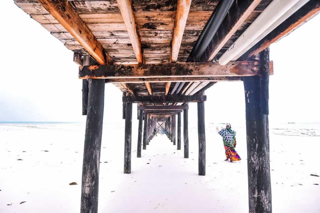 ザンジバル島で最高のビーチ:Dongwe