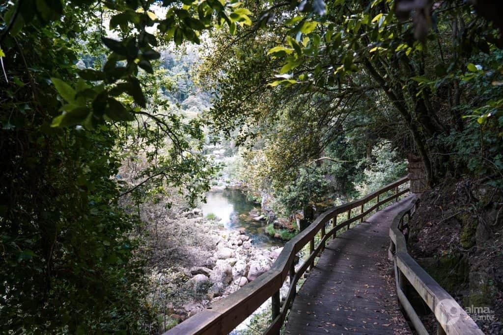Trilho dos Passadiços de Sistelo