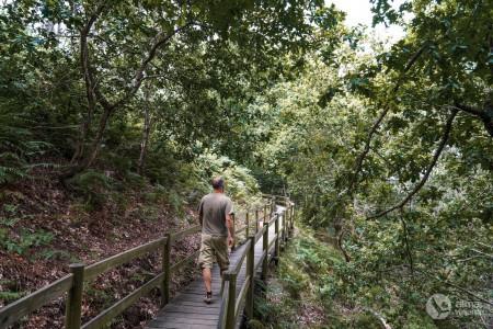 Trilho Percursos Marginais do Rio Minho, em Melgaço