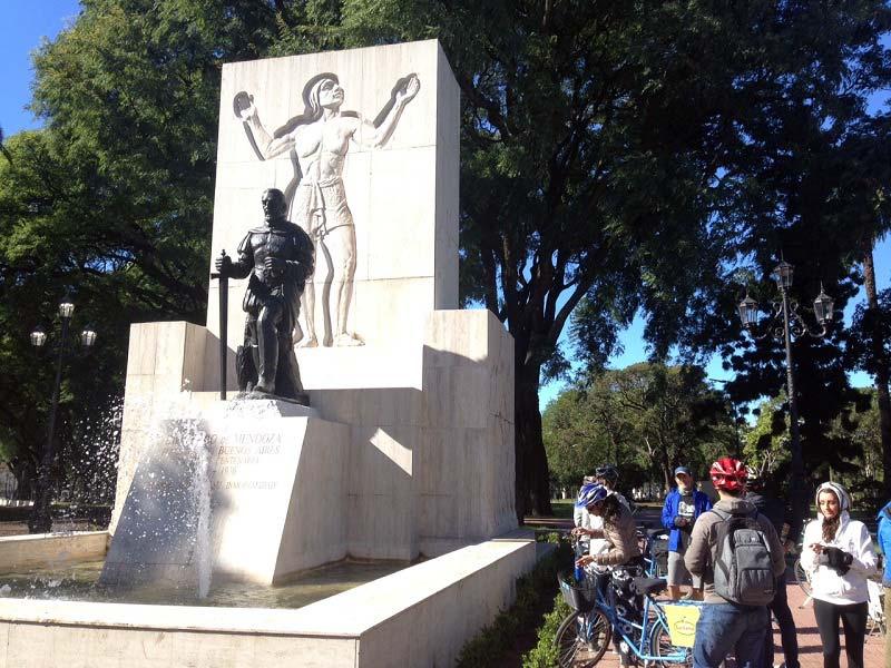 Reiðhjól, Buenos Aires