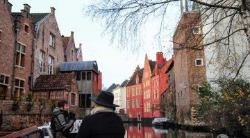 Ghent, uma jovem cidade velha