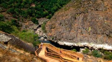 Passadiços do Paiva, uma bela caminhada junto ao Rio Paiva