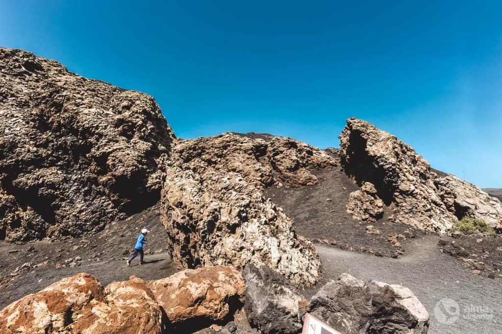 Vulcão do Corvo, Lanzarote