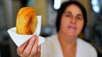 Onde comer pastéis de Chaves (em Chaves)