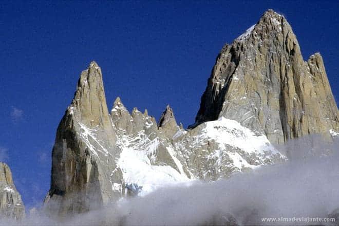 Monte Fitzroy, Patagónia, Argentina
