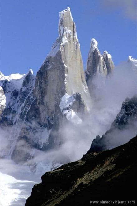 Cerro Torre, Los Glaciares