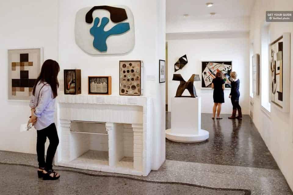 Coleção Peggy Guggenheim, Veneza