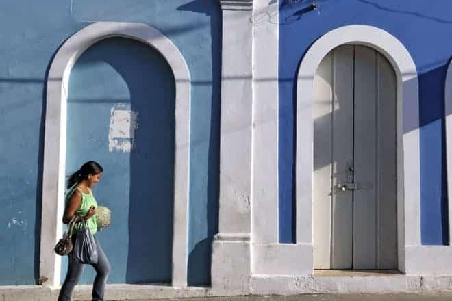 Rua de Penedo, Alagoas