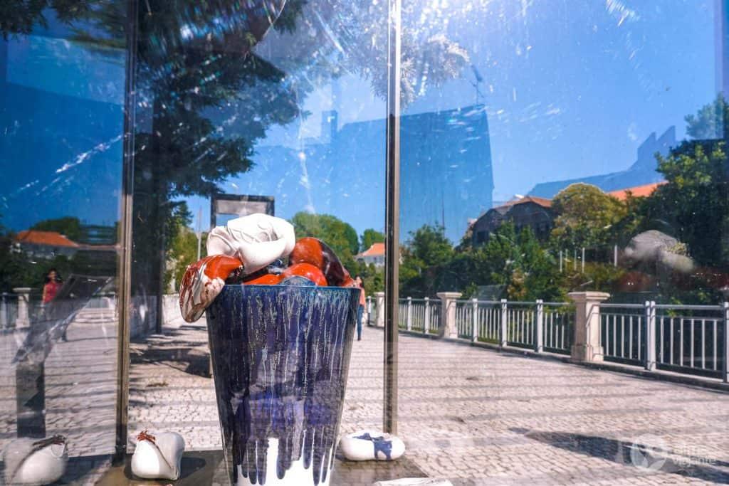Percurso Camoniano, Alcobaça