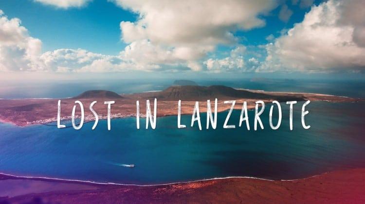 Perdido em Lanzarote