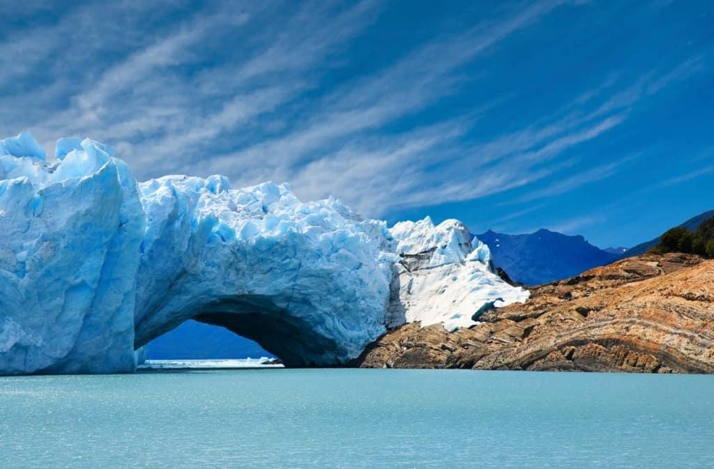 Património UNESCO na Argentina: Los Glaciares