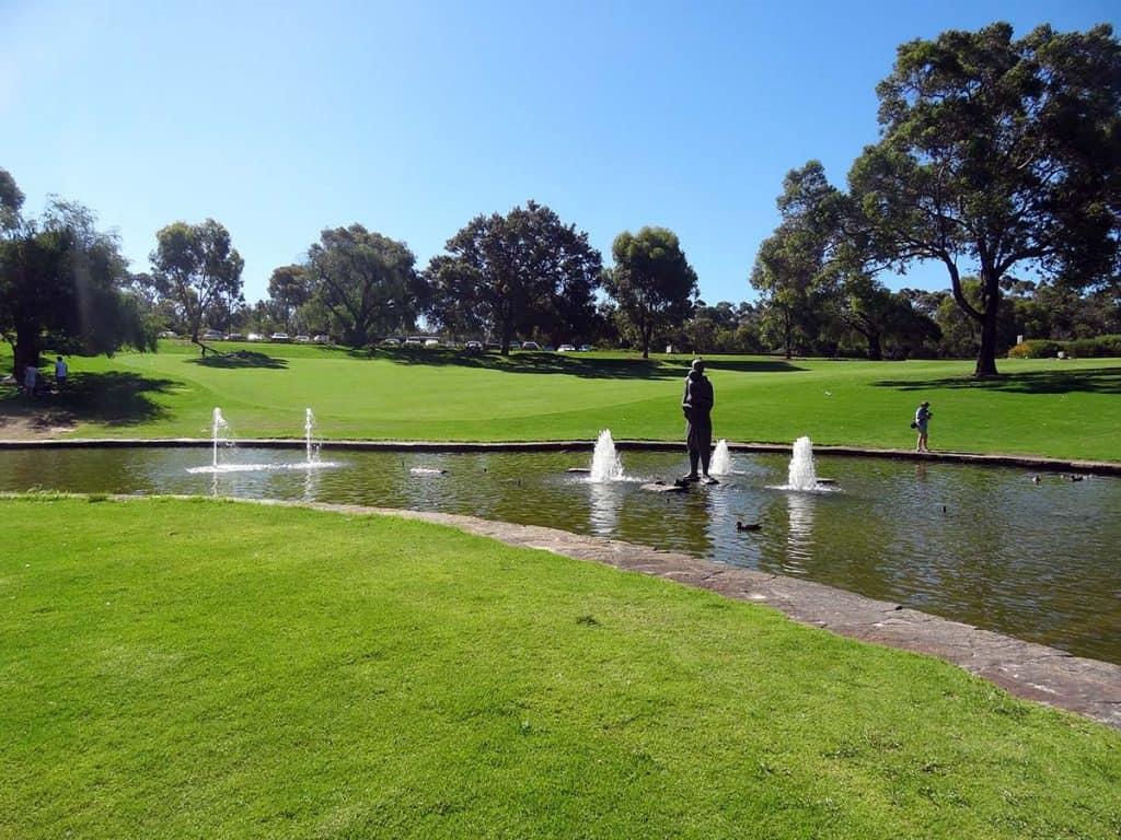 Viver em Perth: visitar Kings Park Botanic Gardens