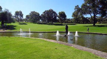 Perth'de yaşamak: Kings Park Botanik Bahçeleri'ni ziyaret etmek