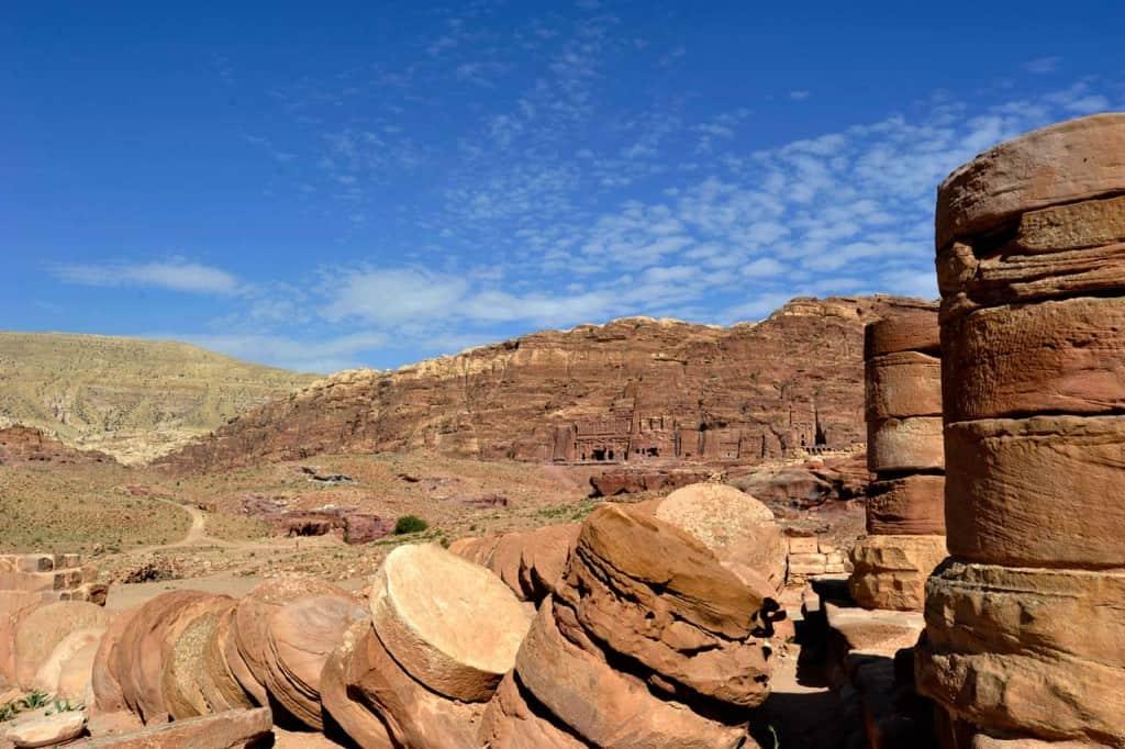 Património UNESCO na Jordânia: Petra