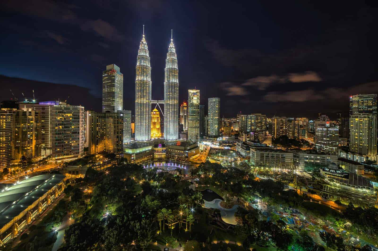 Petronas, Kuala Lumpur, Malásia