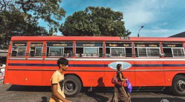 Um dia em Colombo, a caótica capital do Sri Lanka