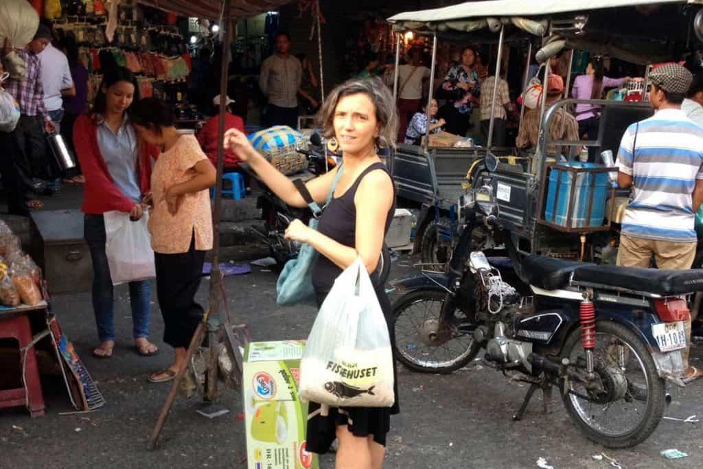 Viver em Phnom Penh: Filipa Anacoreta Correia