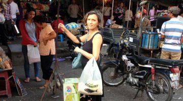Phnom Penh por quem lá vive: Filipa Anacoreta Correia