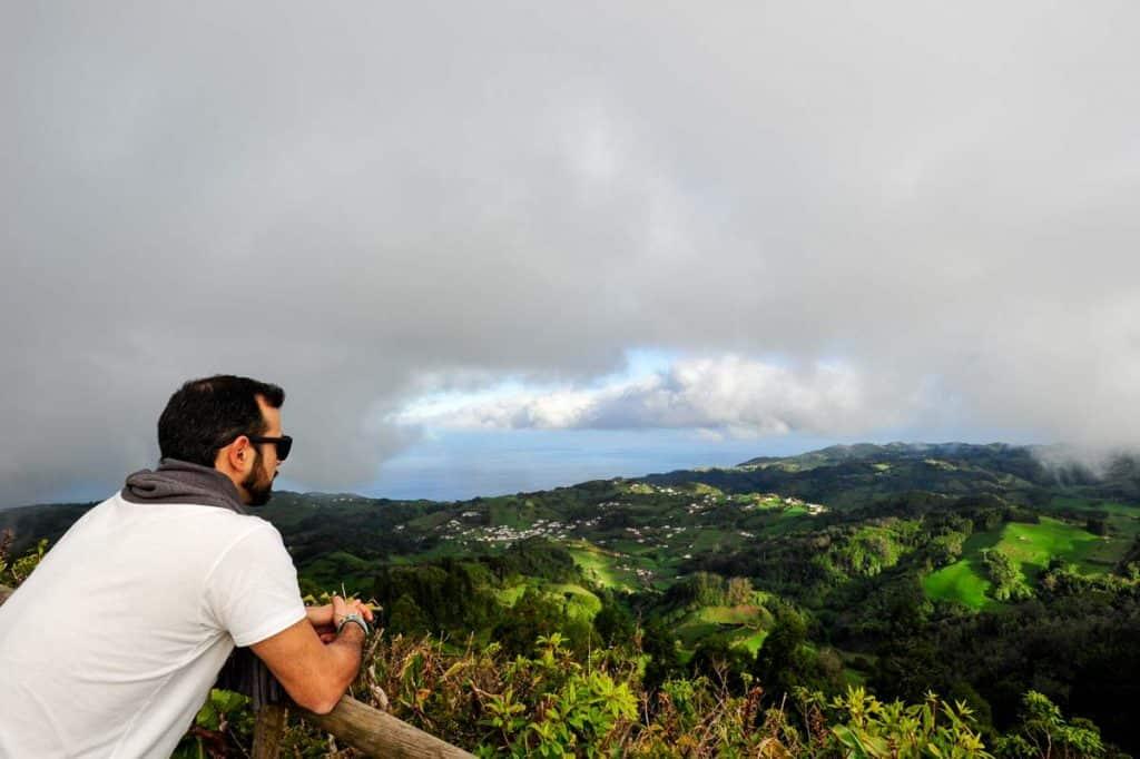 Pico Alto, Santa Maria