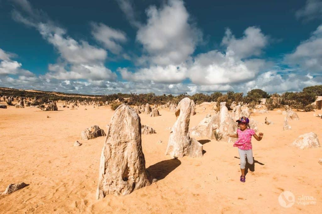 Deserto dos Pináculos, Austrália