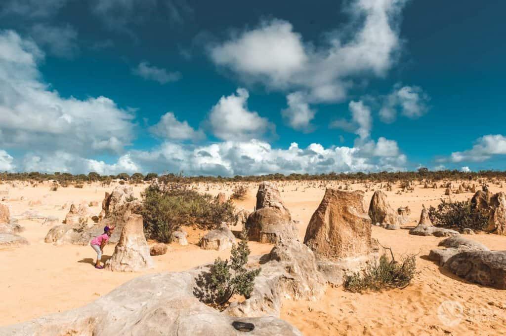 Deserto dos Pináculos Austrália