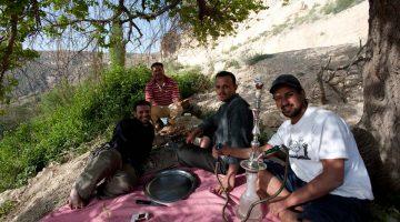 Piknik v Dana, Jordánsko