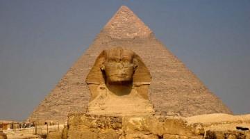 O Cairo com sol
