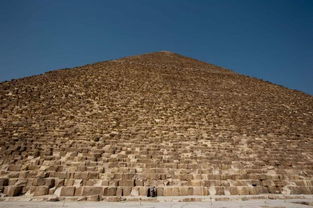 Património UNESCO no Egito: Pirâmides de Gizé