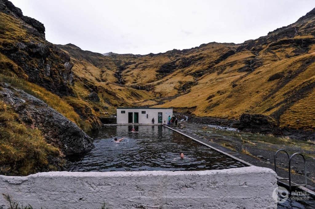 Piscina Seljavallalaug, Islândia