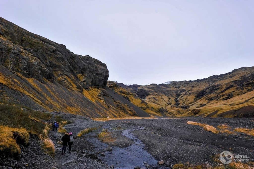Seljavallalaug Island
