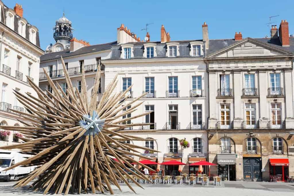 Place du Bouffay, Nantes