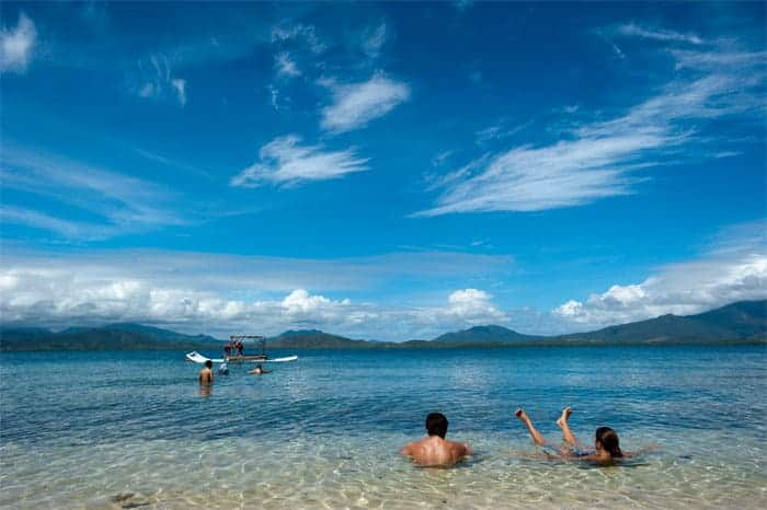Planerar en resa på Filippinerna