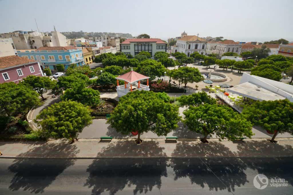 Plateau, cidade da Praia
