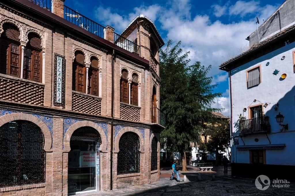 Ko darīt Granada: apmeklējiet Albaicín