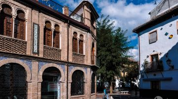 Apaixonei-me pelo bairro Albaicín, o coração árabe de Granada