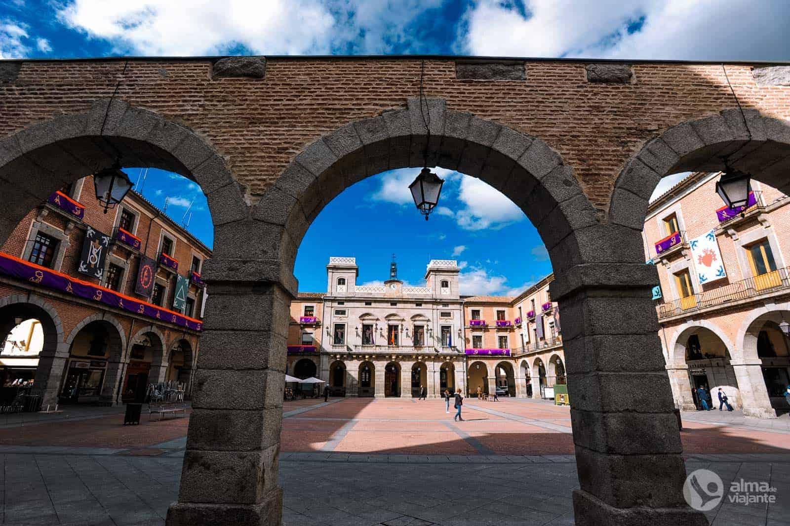 Visitar Castela e Leão: Ávila