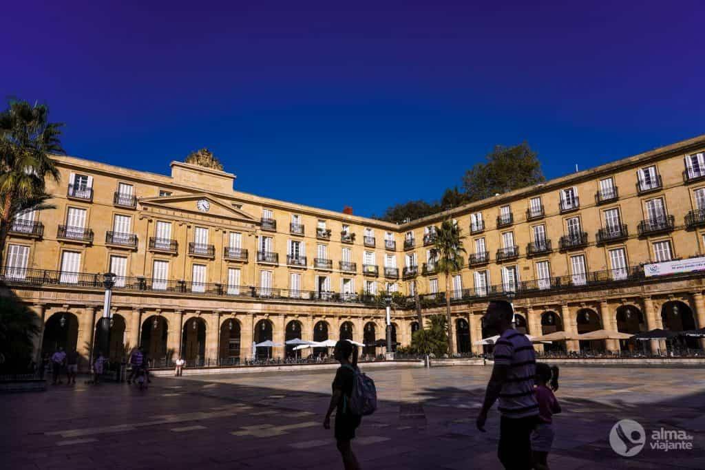 O que fazer em Bilbau: Plaza Nueva