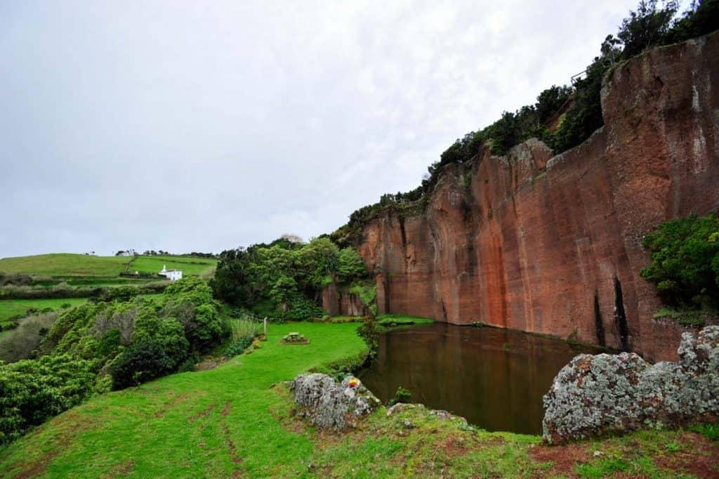 Poço da Pedreira, em Santa Maria